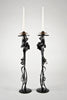 Scepter Candle Holders (Limited Edition) by Albert Paley sold by The Modern Archive