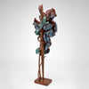 Solemnity's Prologue Sculpture by Albert Paley sold by the modern archive