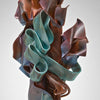 Detail of Solemnity's Prologue Sculpture by Albert Paley sold by the modern archive