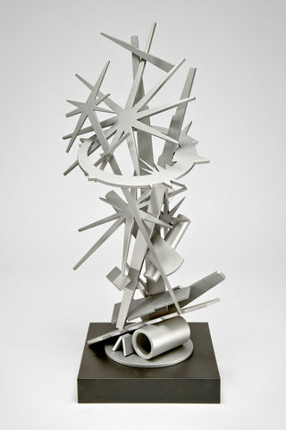 Star Sculpture <br/>by Albert Paley