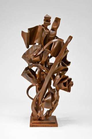 Forged Sculpture I<br/>by Albert Paley