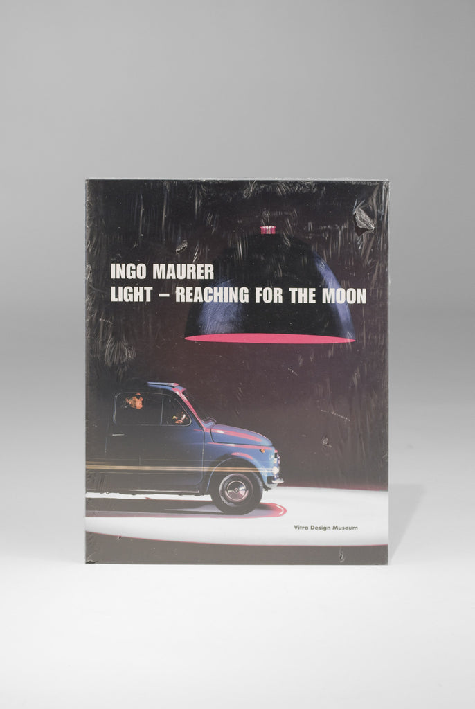 Ingo Maurer - Light- Reaching for the Moon Published by the Vitra Design Museum