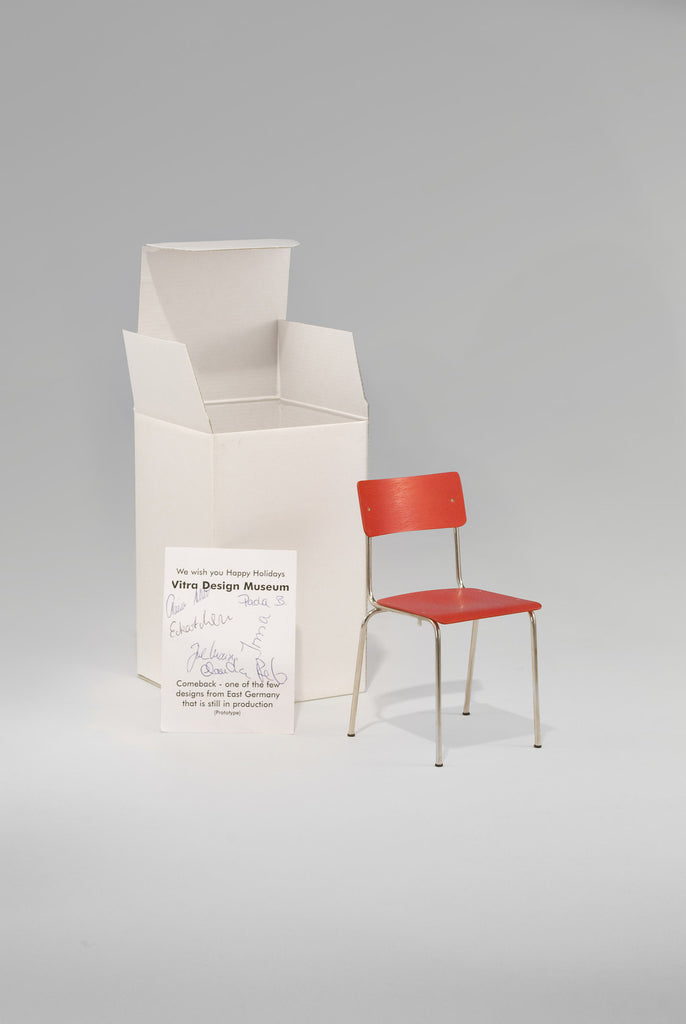 Comeback Chair (1:6 Scale Miniature-Prototype) for the Vitra Design Museum