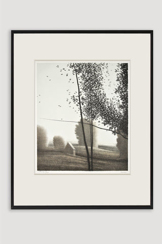 Far Fields II Lithograph <br/> by Robert Kipniss