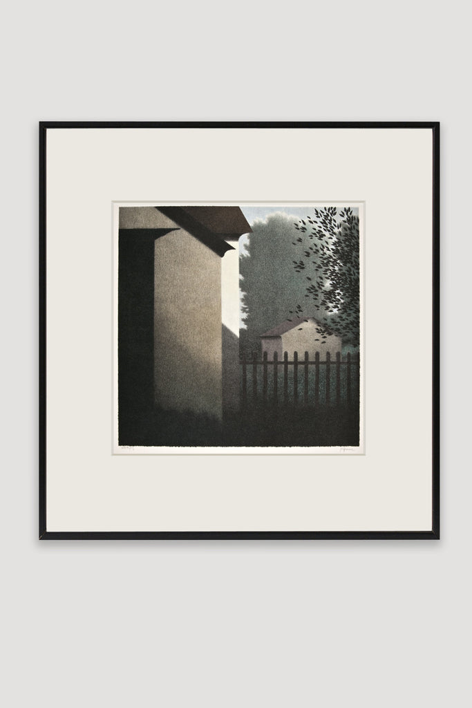 Facades Lithograph <br/> by Robert Kipniss