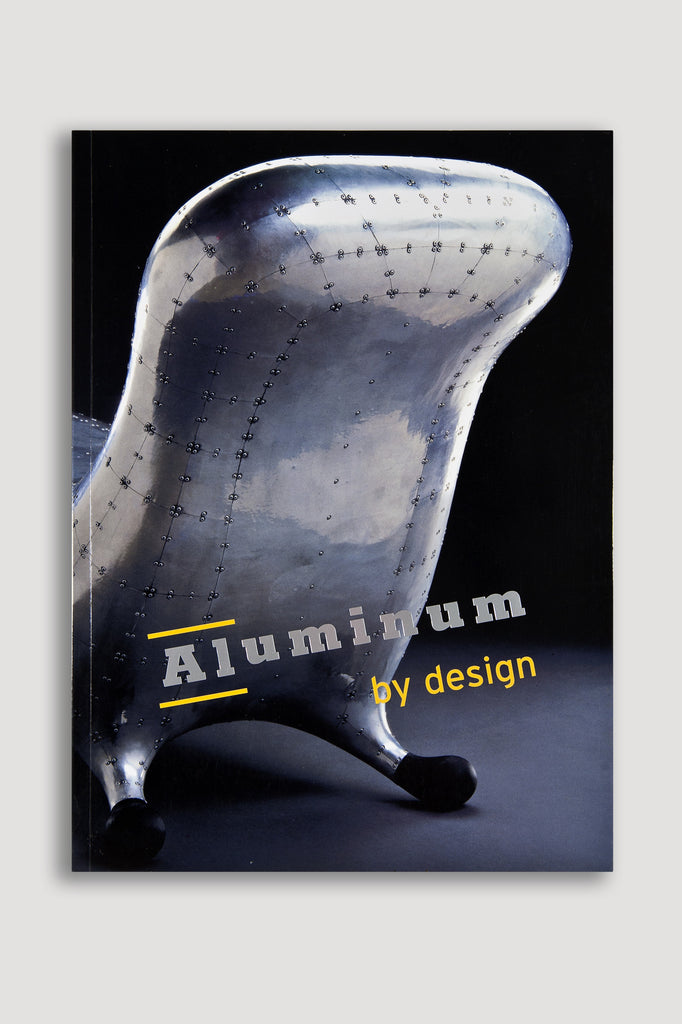 Aluminum by Design book sold by the modern archive
