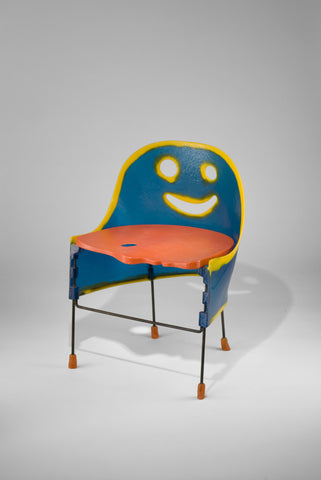 Crosby Chair (Limited Edition) <br /> By Gaetano Pesce