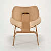 Pair of Molded Plywood Lounge Chairs (LCW) by Charles and Ray Eames sold by the modern archive
