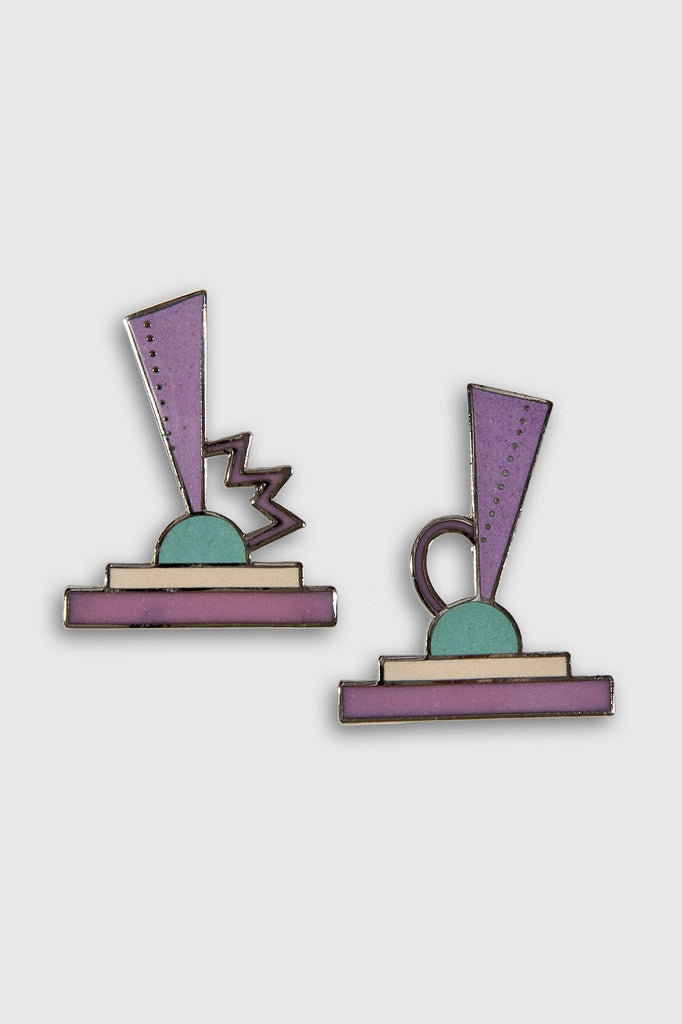 Cin Cin Earrings by Matteo Thun for Acme sold by the modern archive