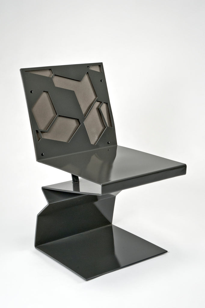 Cut Out Chair by Bennett Bean sold by the modern archive