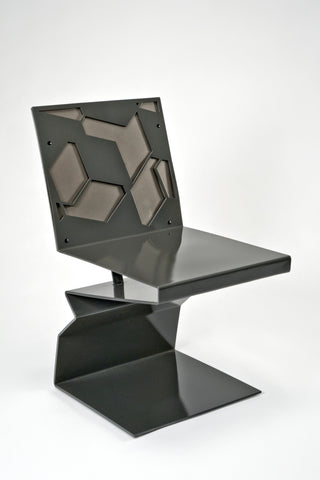 Cut Out Chair <br/>by Bennett Bean