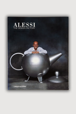 Alessi the Design Factory Book <br /> by Alberto Alessi