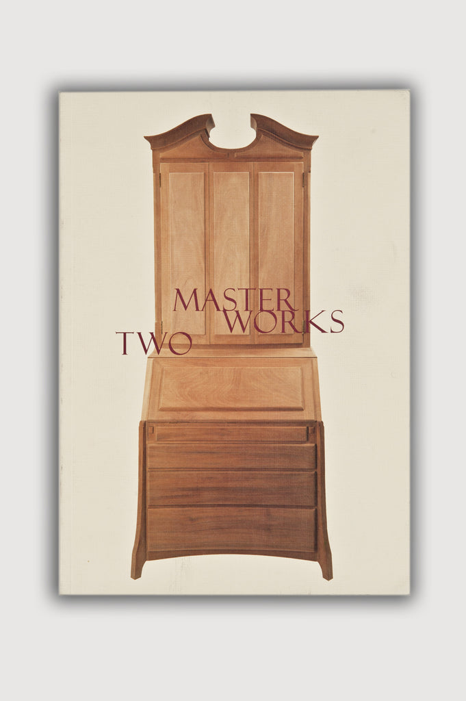 Master Works Two Peter Joseph Gallery Exhibition Catalogue