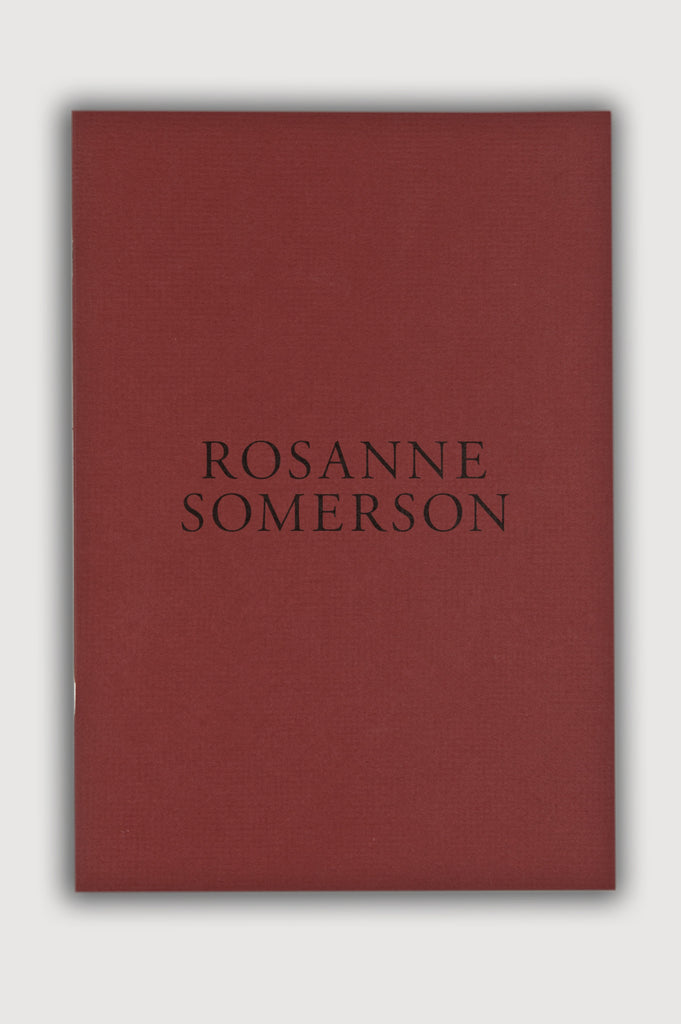 Rosanne Somerson: Earthly Delights Exhibition Catalogue