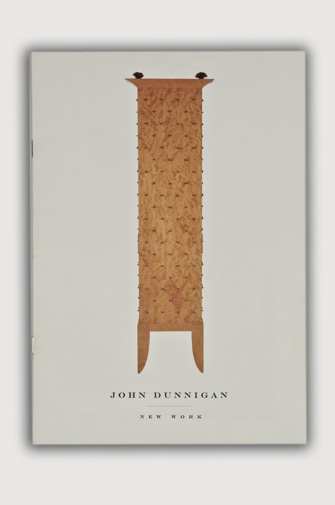 John Dunnighan: New Work Exhibition Catalogue