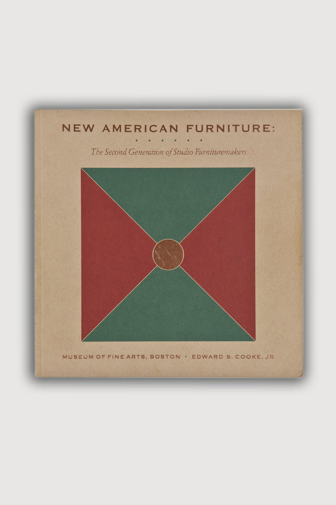 New American Furniture by Edward S. Cooke, Jr.