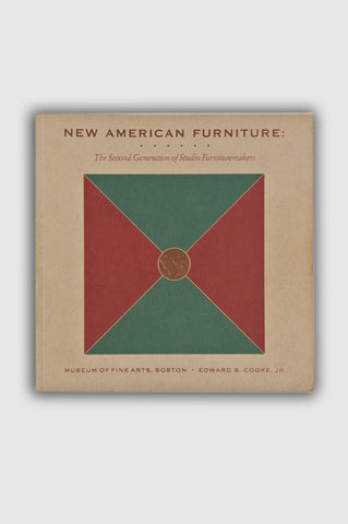 New American Furniture <br /> by Edward S. Cooke, Jr.