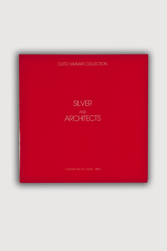 Silver and Architects Exhibition Catalogue