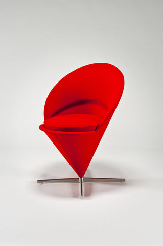 Cone Chair <br /> by Verner Panton - Vitra Design Museum