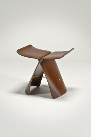 Butterfly Stool <br /> by Sori Yanagi - Vitra Design Museum
