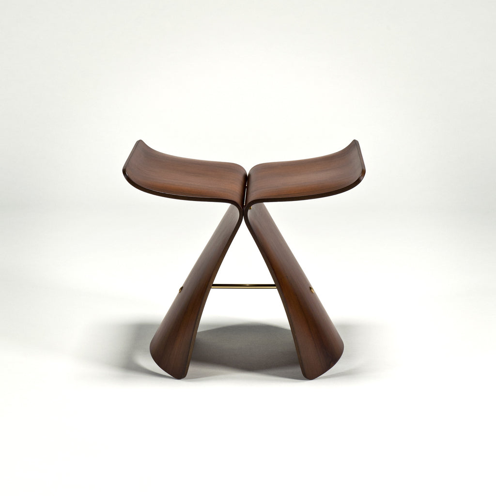 Butterfly chair sori yanagi - Butterfly Stool By Sori Yanagi