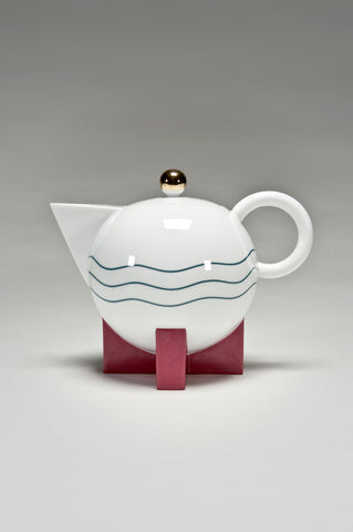 The Little Dripper coffee pot (Prototype) <br/> by Michael Graves for Swid Powell