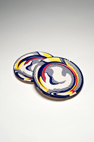 Paper Plate (Limited Edition) <br/> by Roy Lichtenstein for On First Store