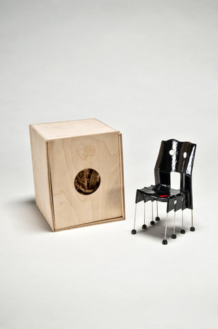 Greene Street Chair (1:6 Scale Miniature) <br/>  by Gaetano Pesce - Vitra Design Museum