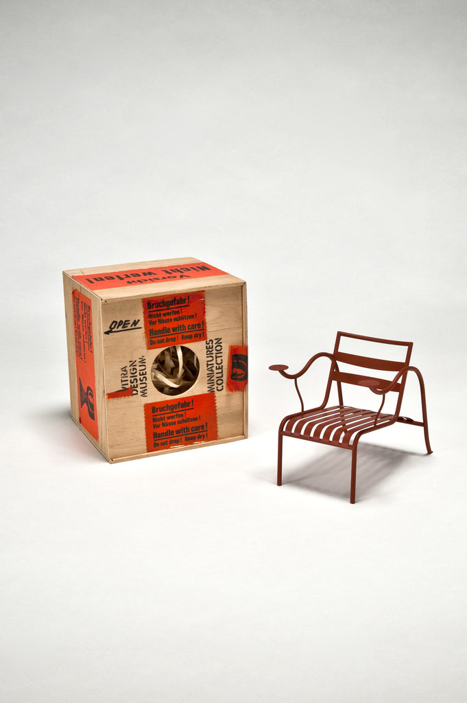 Thinking Man's Chair (1:6 Scale Prototype) by Jasper Morrison