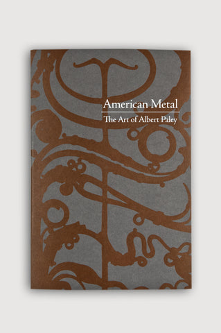 American Metal: The Art of Albert Paley<br/> Corcoran Gallery of Art