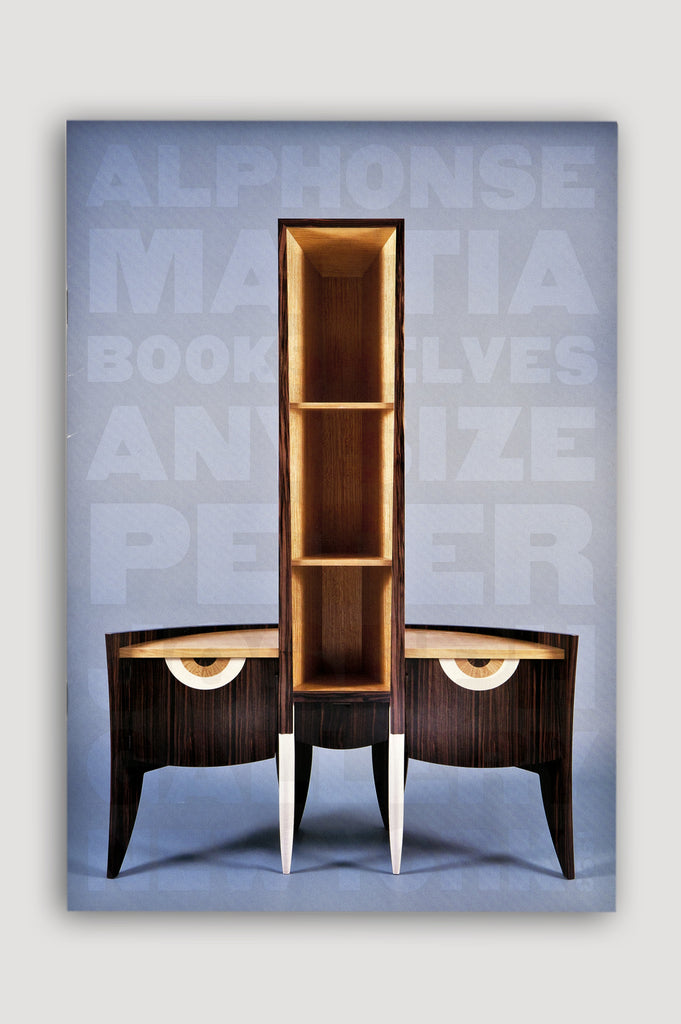 Alphonse Mattia Bookshelves Any Size