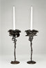 Gingko Candle Holders by Albert Paley