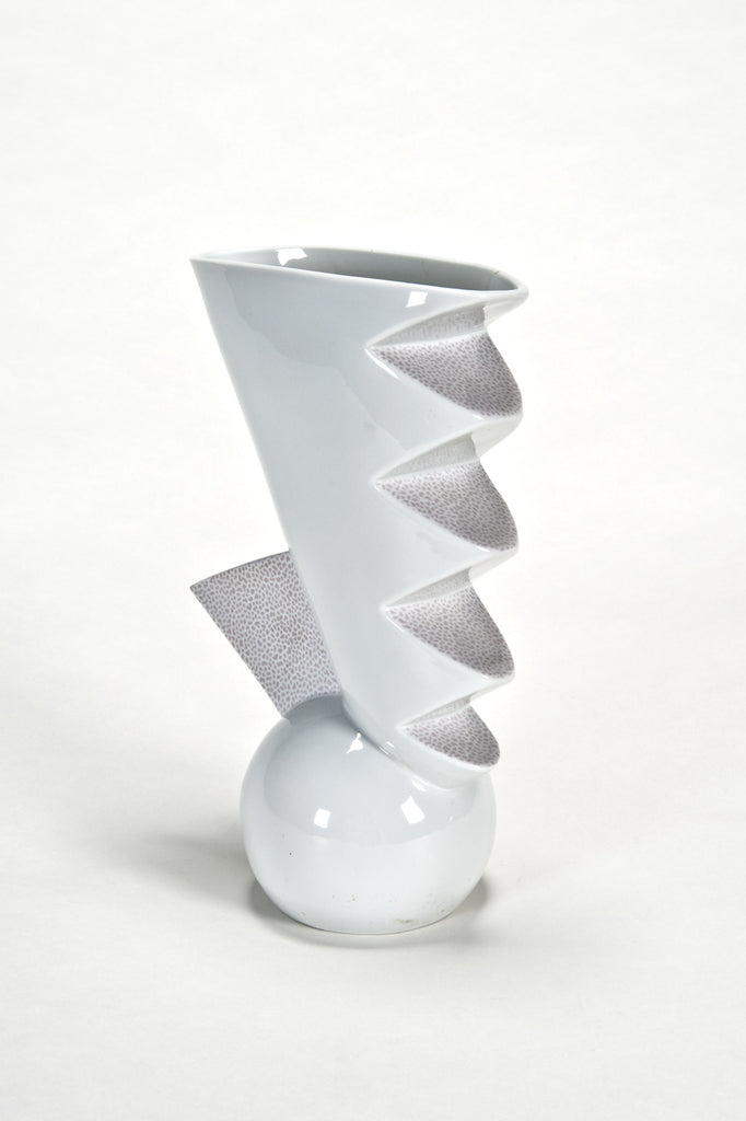 Titicaca Vase by Matteo Thun for Memphis sold by the modern archive