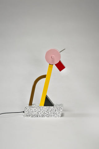 Tahiti Lamp (Early Production Model)<br/> by Ettore Sottsass for Memphis