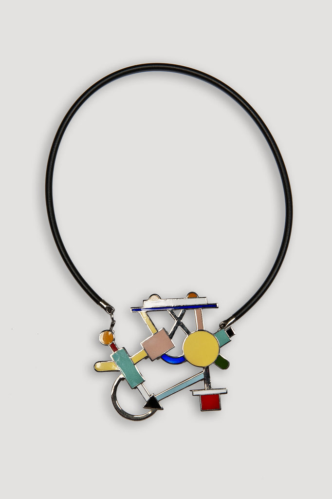 Morgana Necklace by Marco Zanini for Acme Studio sold by the modern archive