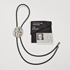 Circulus Bolo Tie by Ettore Sottsass for Acme Studios sold by the modern archive