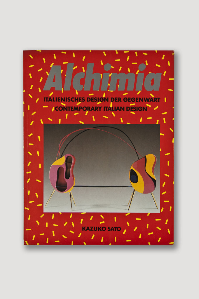 Alchimia (Italienisches Design Der Gegenwart) Contemporary Italian Design by Kazuko Sato sold by the modern archive
