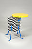 Kristall Table by Michele De Lucchi for Memphis sold by the modern archive