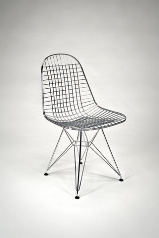 Wire Side Chair (DKR) <br/>by Charles and Ray Eames