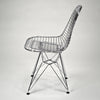 Wire Side Chair (DKR) by Charles and Ray Eames sold by the modern archive