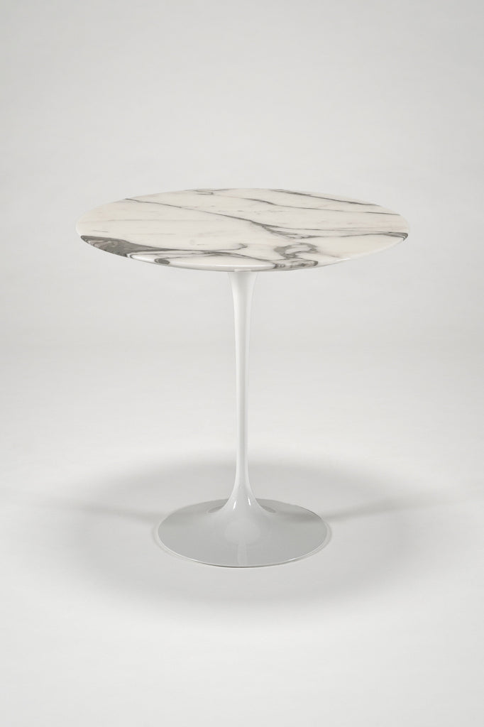 Saarinen Side Table by Eero Saarinen sold by the modern archive