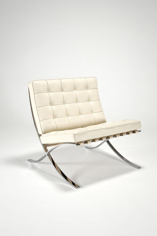 Barcelona Chair<br> by Ludwig Mies van der Rohe
