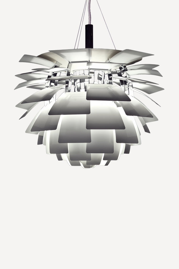 Artichoke Lamp by Poul Henningsen for Louis Poulsen Lighting sold by the modern archive