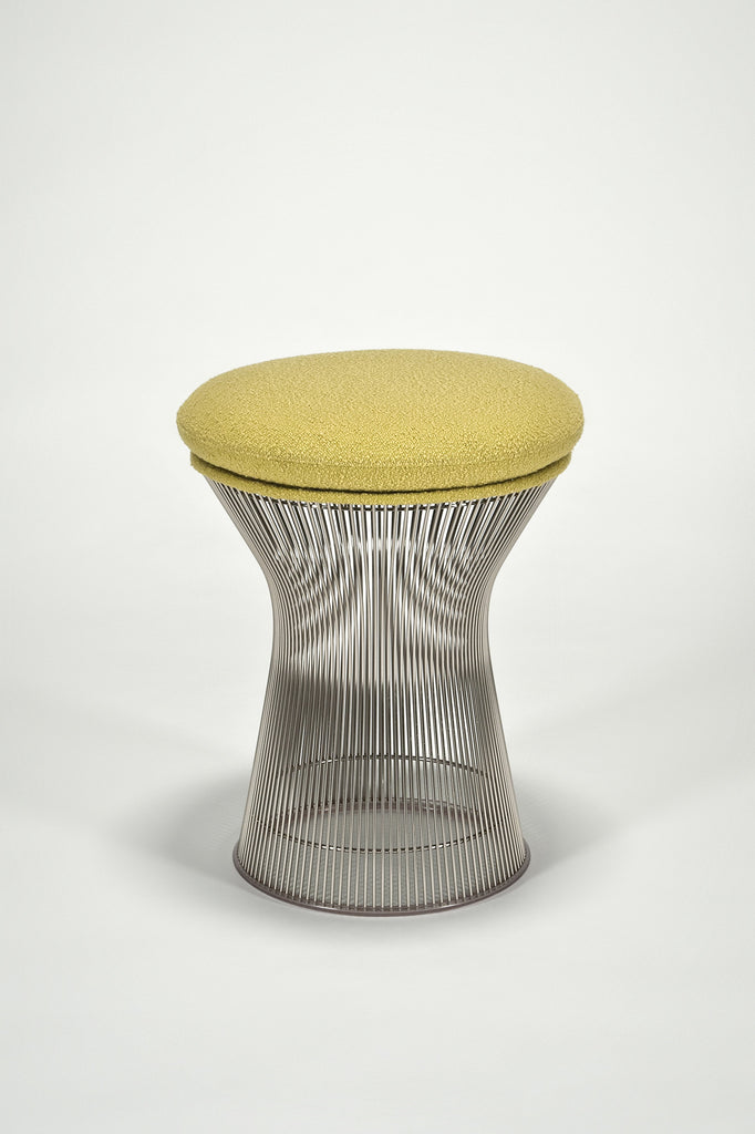 Platner Stool by Warren Platner sold by the modern archive