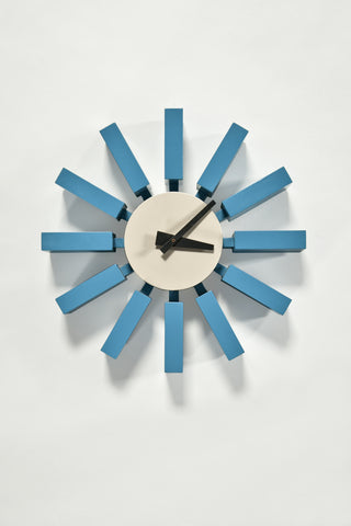 Block Clock <br/>by George Nelson - Vitra Design Museum