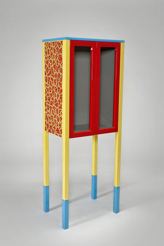 D'Antibes Cabinet <br /> by George Sowden for Memphis
