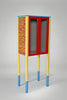 D'Antibes Cabinet by George Sowden for Memphis sold by the modern archive