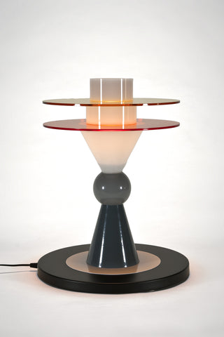 Bay Lamp <br /> by Ettore Sottsass for Memphis