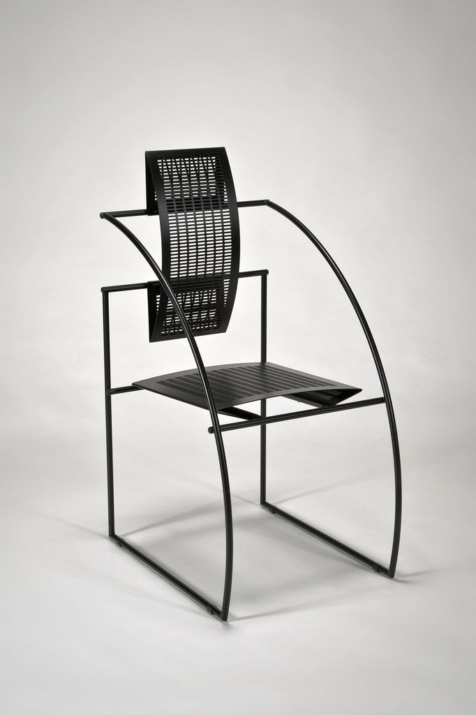 Quinta Chair by Mario Botta sold by the modern archive