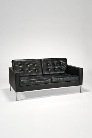 Florence Knoll Settee<br> by Florence Knoll for Knoll Studio